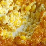 Corn and Cheese Pudding Recipe