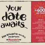 Nandos Iftar Deal 2011