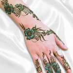 Mehndi Designs for Eid 2011