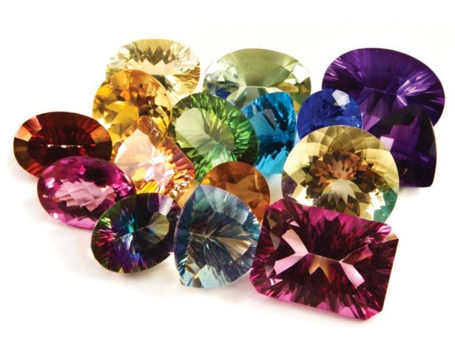 Gemstones — more than just decoration