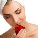 Herbal Bath Powder for Glowing Skin