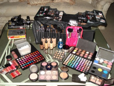 All About Makeup