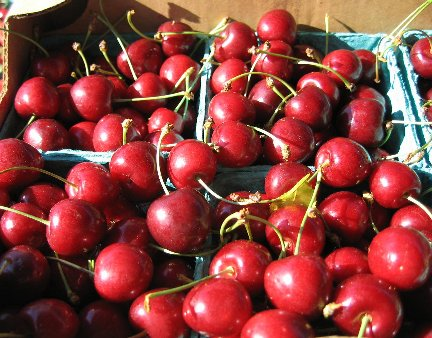 Cherries Health Benefits