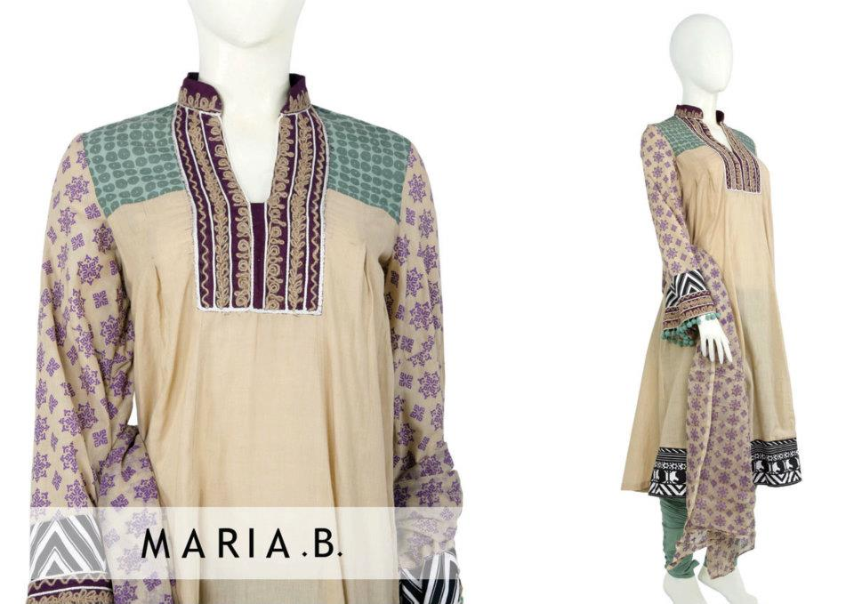 Maria B Winter Collection 2011