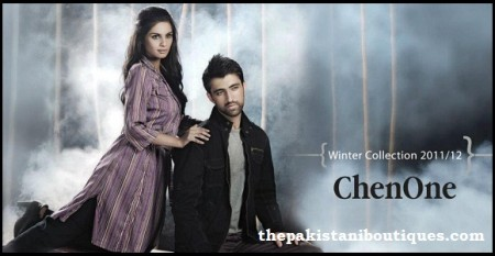 ChenOne Winter Collection 2011-2012 for Men and Women