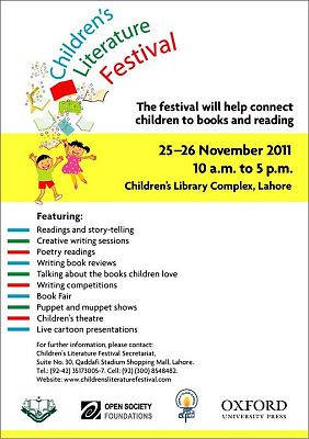 Children's Literature Festival