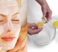 Egg and Honey Hydrating Mask for Dry Skin
