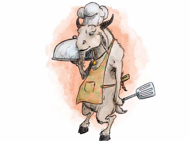 Eidul Adha of cattle and cuisines