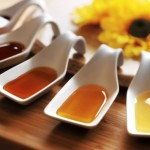 Honey facial mask and honey effects on face