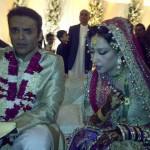 TV Anchor Kashif Abbasi weds Mehr Bukhari