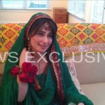 Exclusive Reema's Mehndi picture