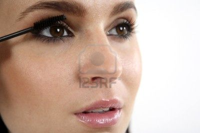Separate makeup Effective Use Eyelash Mascara