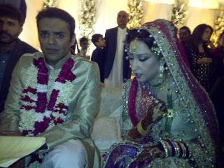 kashif abbasi weds mehar bokhari