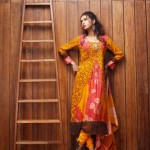 Firdous Linen Winter Collection 2011