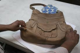 Cleaning Leather Purse