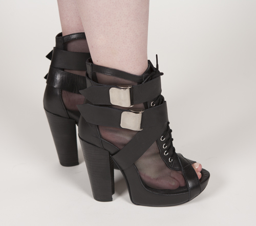 Fashion bites Head over heels