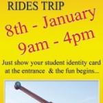 Free Unlimited Rides Trip of Aladin Amusement Park Karachi
