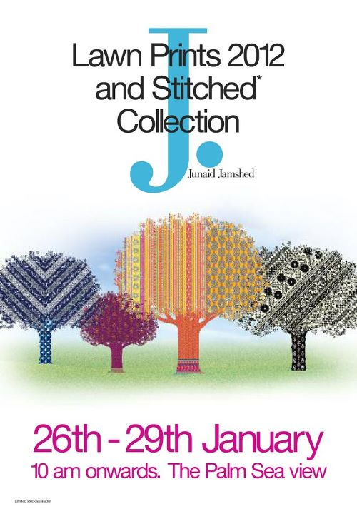 J. lawn prints Exibition 2012