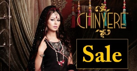 Winter Discount Sale at Chinyere