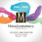 MauSummery Lawn Exhibition 2012