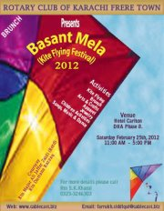 Rotary Club Kite Flying Festival