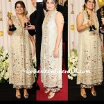 Pakistani Fashion Designers at the Oscars