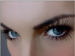 Beautiful Long Lashes