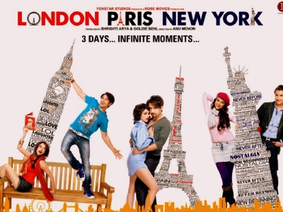 London Paris Newyork movie Ali Zafar