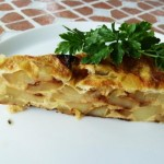Spanish Omelet (Tortilla Patatas)