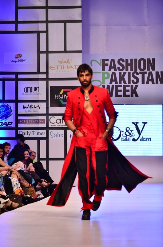 Fashion Pakistan Week 2012- Day 1
