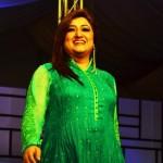Hina Dilpazer On the ramp for Nomi Ansari at FPW 3