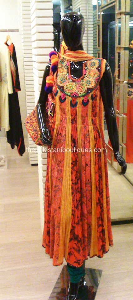 Ibrahim Hanif latest summer collection 2012