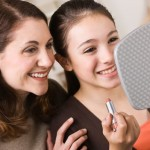 The Beauty Trick You Should Teach Your Daughter