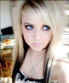 Cute Emo Makeup