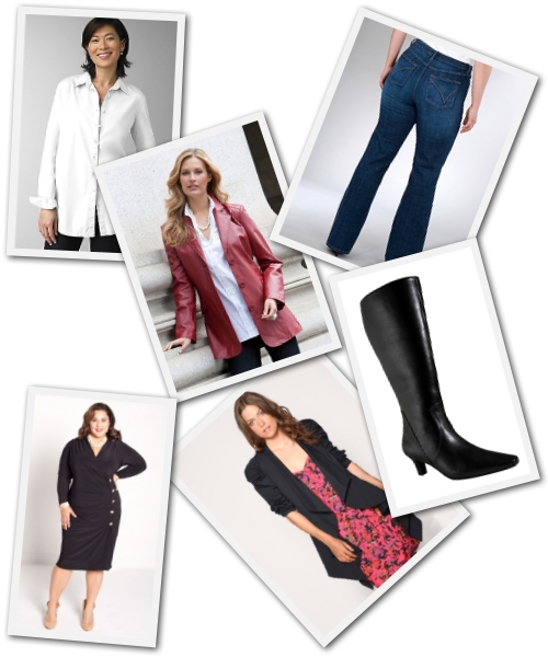 Essentials for a Plus-Size Wardrobe