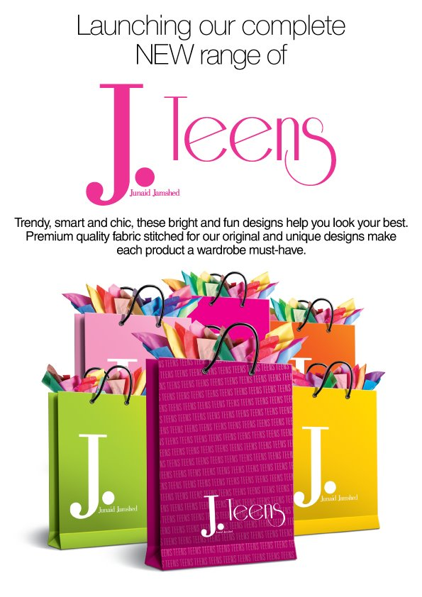 J teens Launch