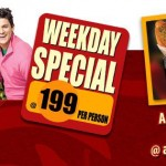 Pizza Hut Weekdays Special Deal in Rs 199
