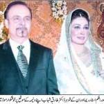 Valima Ceremony of Reema And Dr. Tariq Shahab in Lahore