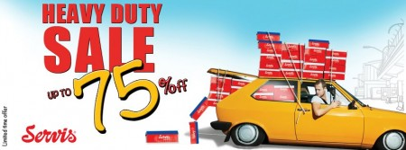 Servis Summer Sale 2012