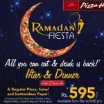 Pizza Hut Iftar Deal 2012