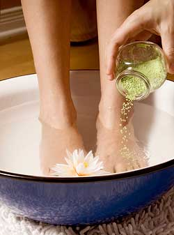 Detox Foot Bath Recipes