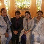 Azfar Ali Naveen Waqar Wedding Pictures and Tweet-reactions