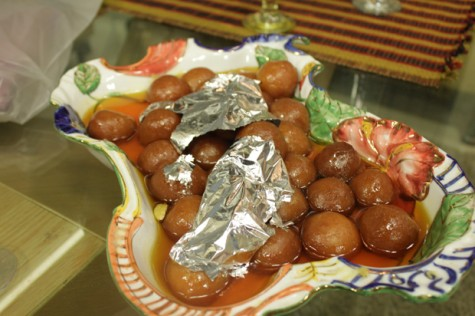 Gulab Jaman recipe for Eid