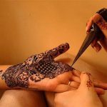 Getting Rid of henna stains
