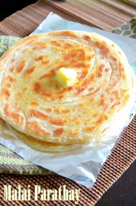 Malai Paratha Recipe for Sehri