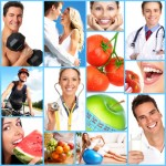 Live a healthy life with healthy diet