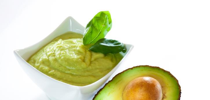 Avocado Citrus Mask For Dehydrated Skin