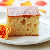 Eggless Atta Cake Recipe
