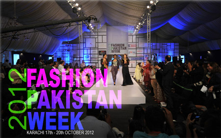 Fashion Pakistan Week 2012 Season 4 FPW4 Karachi