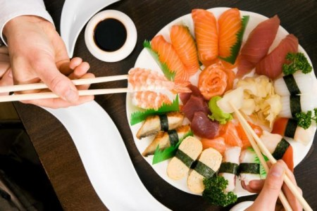 The Japanese diet